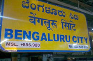 Bengaluru City Infrastructure