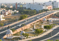 Jaipur Elevated Road Project
