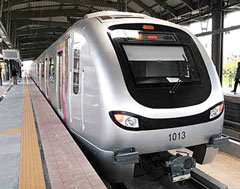 UP pushes metro in four more towns