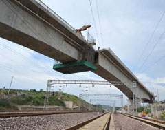 Level Crossings bridge projects