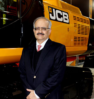 Vipin Sondhi MD and CEO JCB India Limited