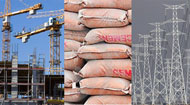 Cement Power Construction Project