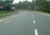 Sangli-Kolhapur road project