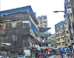 Mumbai marks 66 structures for reconstruction