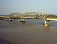 Zuari Bridge Project