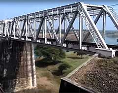 Railway Bridge Project