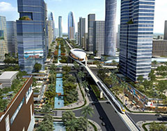 vibrant infra projects