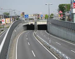 underpasses in NCR