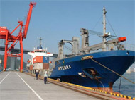 Kandla Port in expansion mode