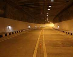Delhi gets 4 km-long road tunnel