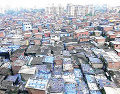 slum redevelopment project