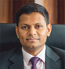 Mitul Patel, Apollo Inffratech