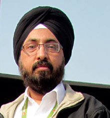 Parminder Gabri, Director-Sales, Putzmeister Concrete Machines