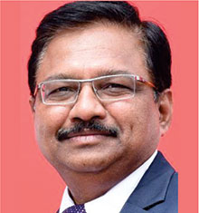 Sanjay Saxena, VP & Business Head, Heavy Equipments Division, Sany Heavy Industries India