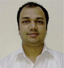 Yogesh Salvi, Manager- Export & Special Application, AQUARIUS ENGINEERS PVT. LTD