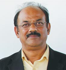 Sailaj Verma Senior Vice President Sales, KYB-Conmat India