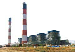 Tata Power Mundra Power Plant