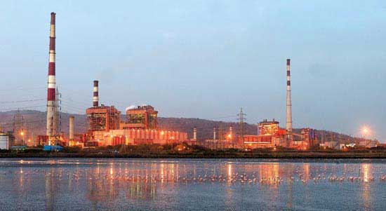 Tata Power Trombay Power Plant
