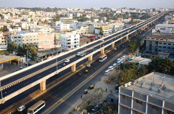 Development of Urban Infrastructure for Economic Growth