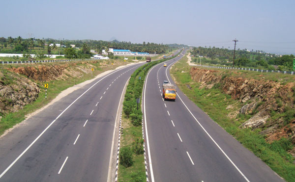 National Highway Chittode Junction