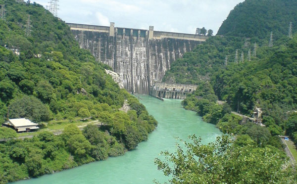 Bhakra Nagal Dam Hydro Power
