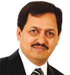 Kishor Pate, CMD, Amit Enterprises Housing Ltd.