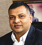 Sanjay Jain, Group Managing Director, Siddha Group