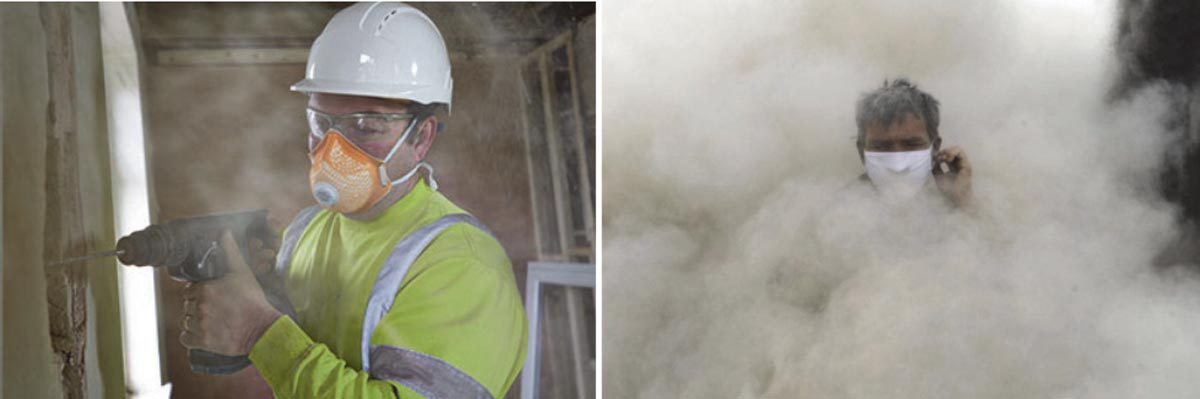 Fly Ash Concrete >> Construction Dust Causes, Effects and Remedies