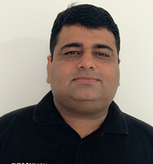 Arun Bishnoi, Director-Sales, Zoomlion ElectroMech India Pvt. Ltd.