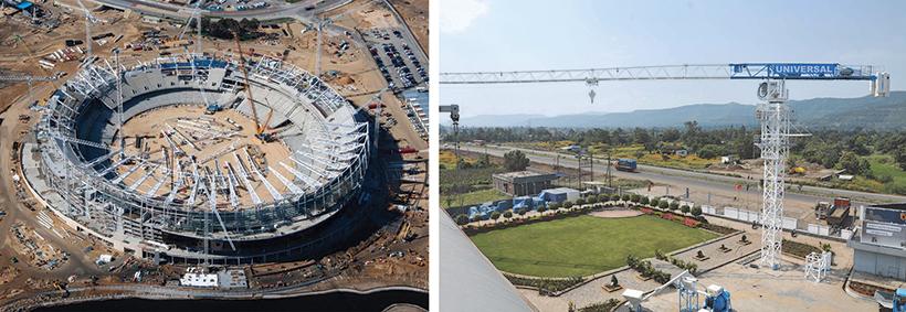 DCS Trading Perth Stadium