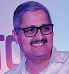 Mr. Dinakar B, Senior Vice President - Sales, Marketing and Aftermarket, Volvo Trucks India, VE Commercial Vehicles Ltd