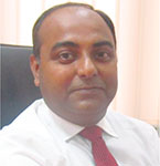 Subhajit Chandra, Head Sales, Liebherr, Mobile Crane India