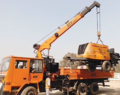 ACE Multi-Utility Lorry Loader Cranes