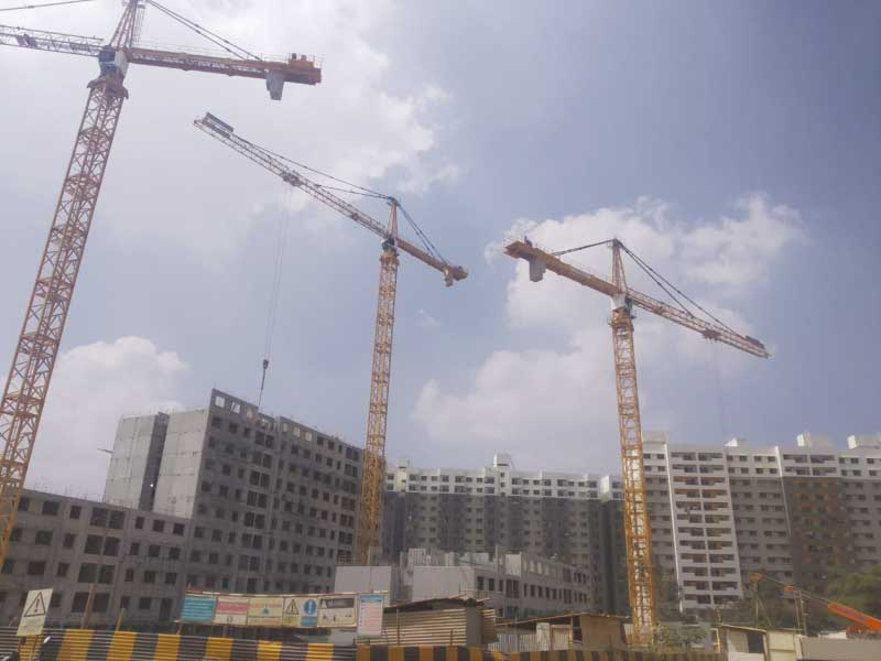 Tower Crane Manufacturers Target - Precast Construction