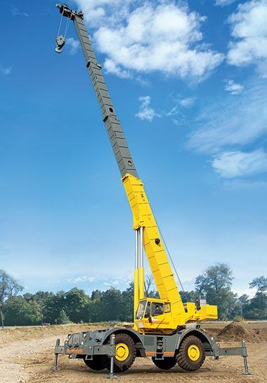 Cranes More Advanced