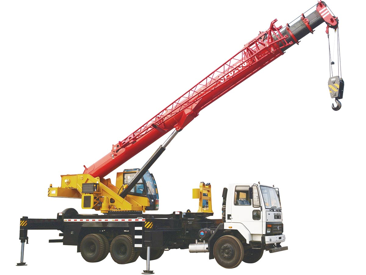 Truck Cranes - Demand for Higher Capacities