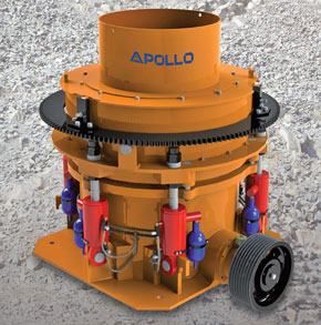 Gujarat Apollo Cone Crusher
