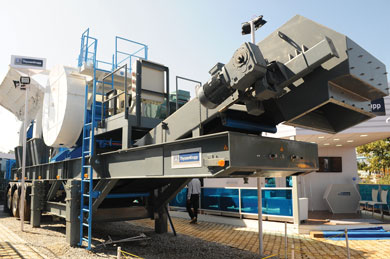 Thyssenkrup Jaw Crusher