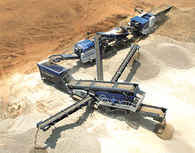 Requirement for High Capacity Crushers in India