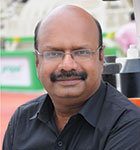 managing director R.S. Raghavan