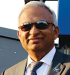 Managing Director Ramesh Palagiri