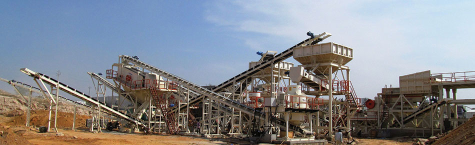 Proman Turnkey Crushing Plant