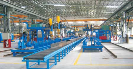Lean Manufacturing Systems