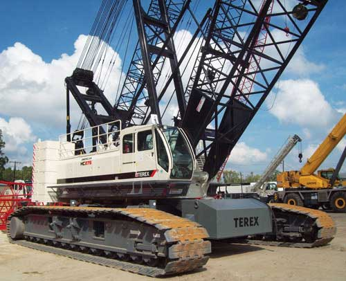Crawler Cranes - The Pricing Fallout