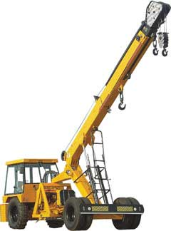 The New Trend in Demand for Mobile Cranes