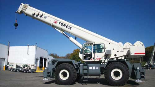 Pick and Carry Cranes Mobile Cranes Pick-N-Carry Mobile Cranes
