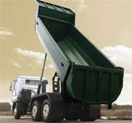 Tipper Truck Makers Deliver an Operational Efficiency