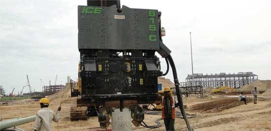 Piling Rig Manufacturers Look for New Business Avenues
