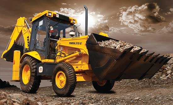 Tata 315 E Backhoe Loaders