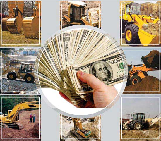 Equipment Financing Industry